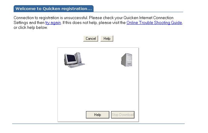 How to disable registration reminder on Quicken 2003 | BernardoTech